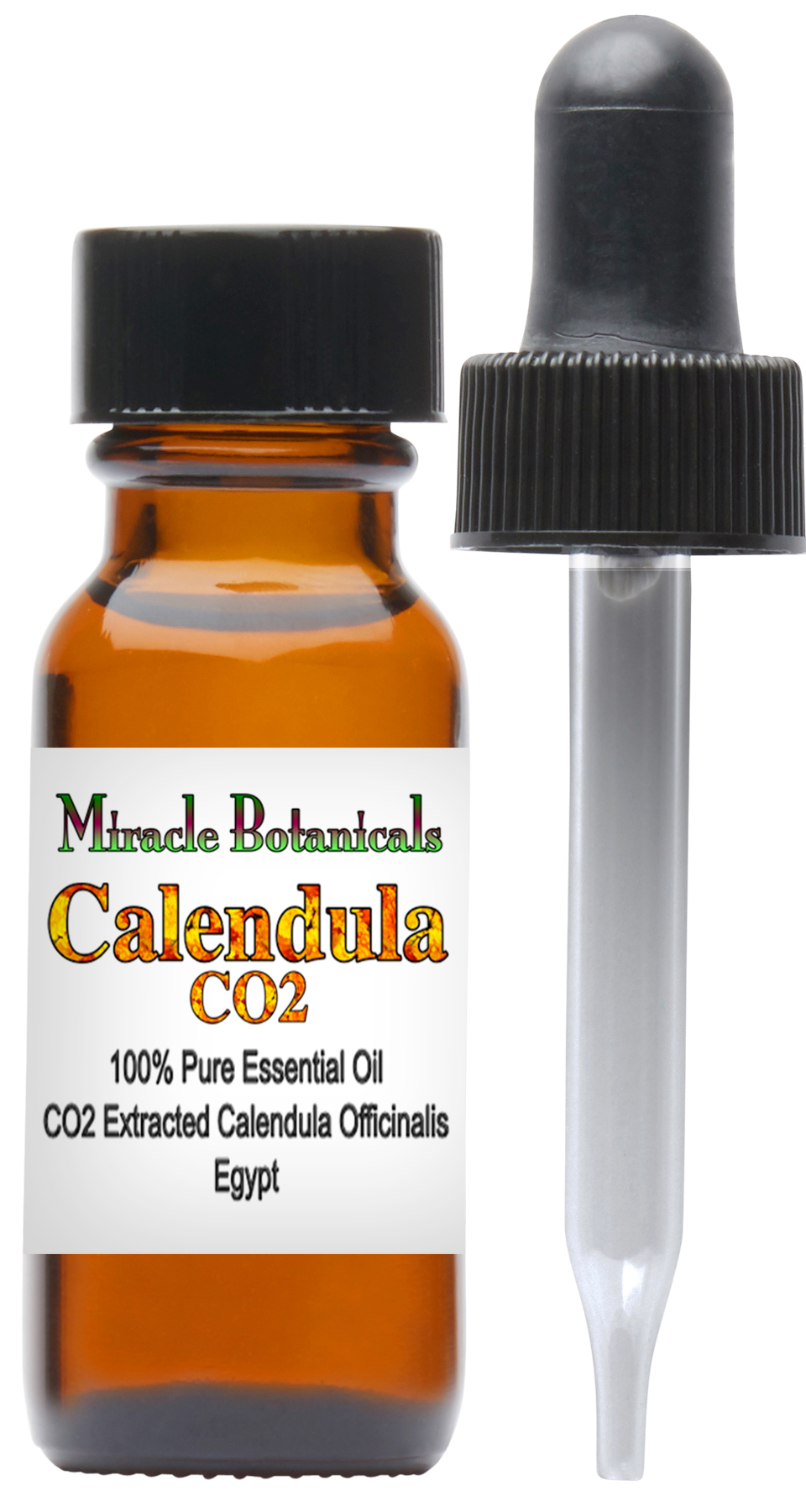 Calendula Oil - CO2 Extracted