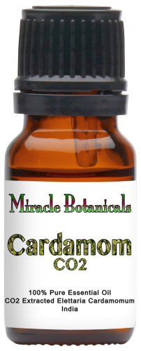 Cardamom Essential Oil - CO2 Extracted