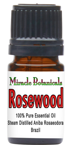 Rosewood Essential Oil - Brazil