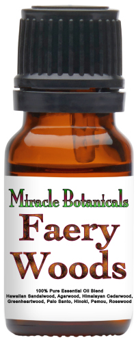 Faery Woods - 100% Pure Essential Oil Blend
