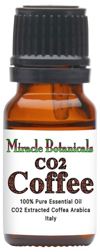 Coffee Essential Oil - CO2 Extracted