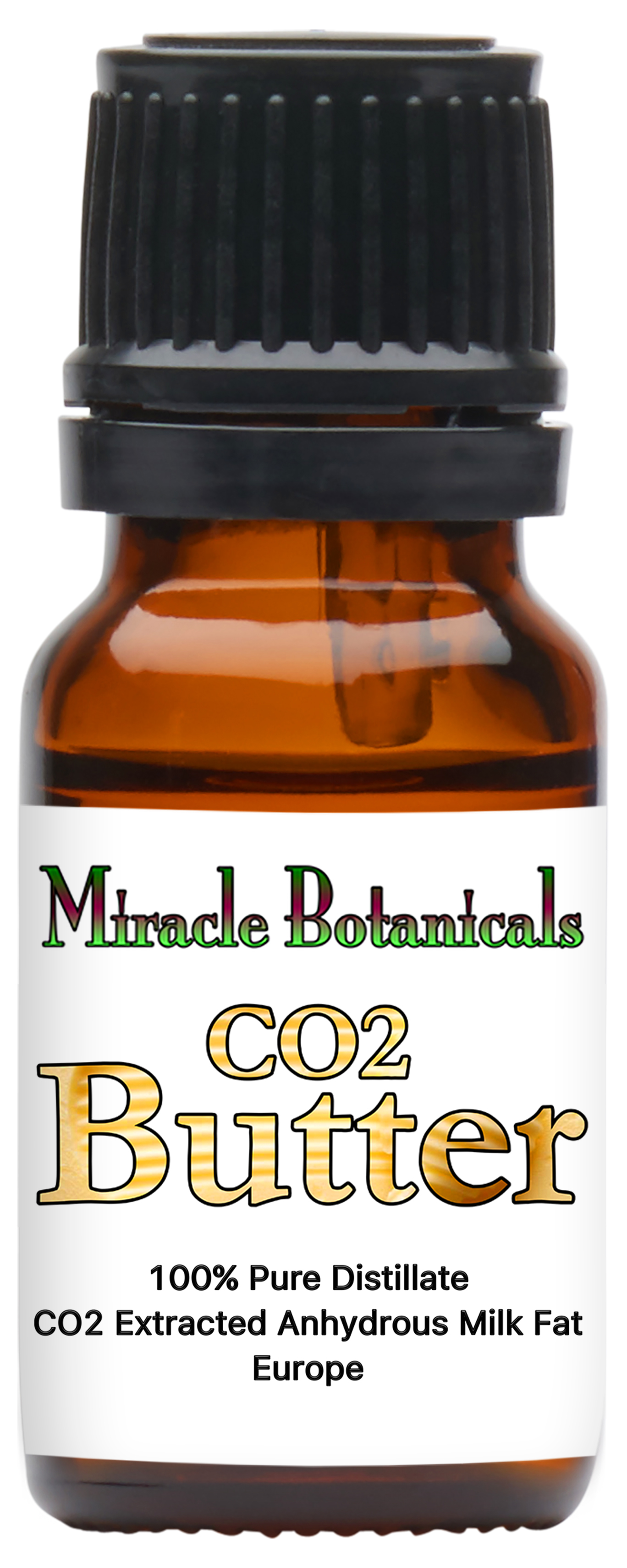 Butter Essential Oil - CO2 Extracted