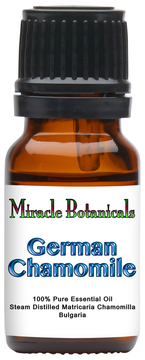 Chamomile German Essential Oil (Blue Chamomile)