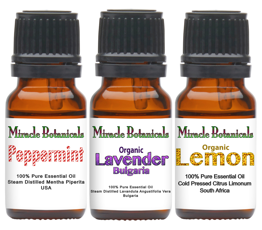 Basic Essential Oil Intro Set