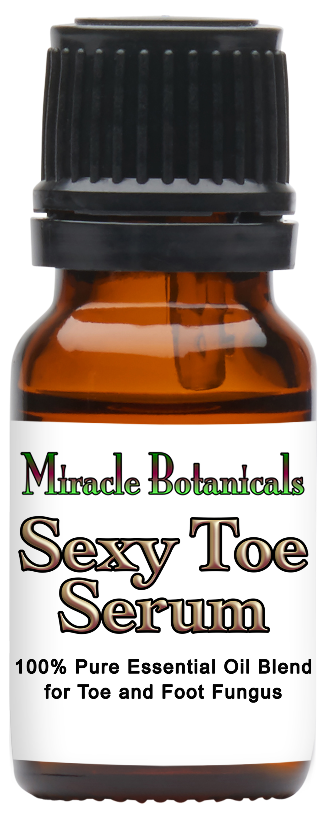 Sexy Toe Serum - Toenail Fungus and Athletes Foot