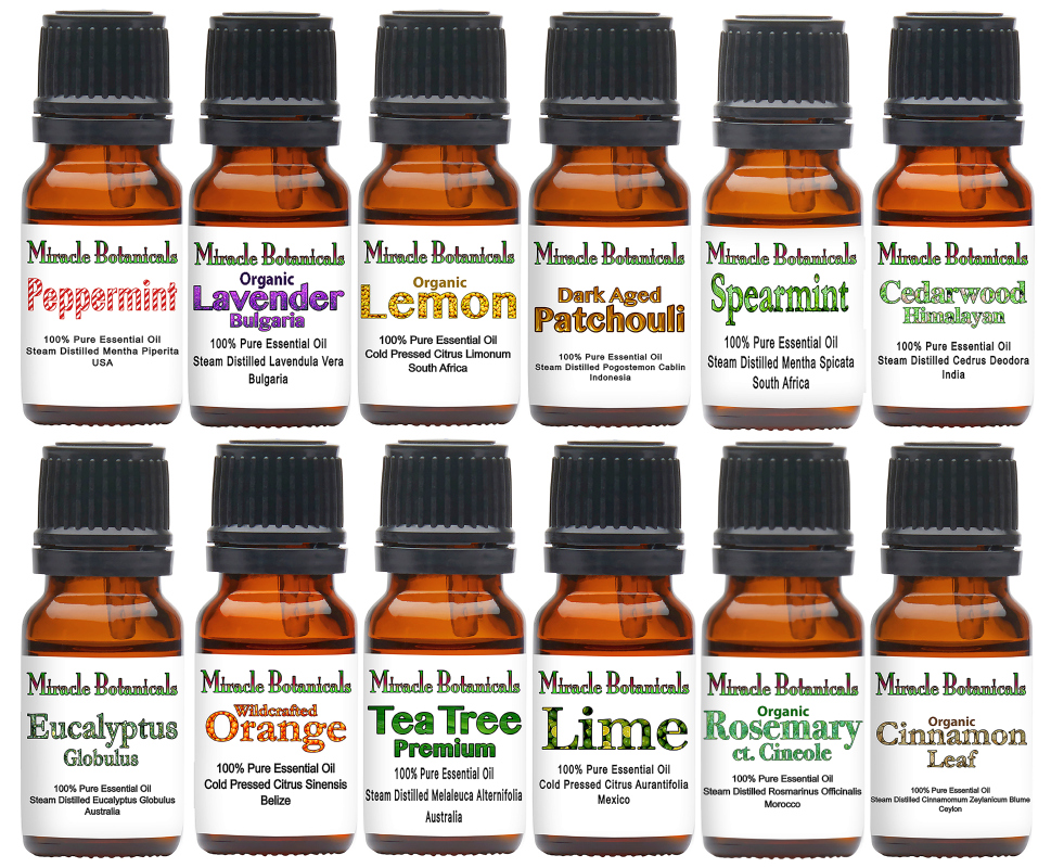 Advanced Essential Oil Intro Set