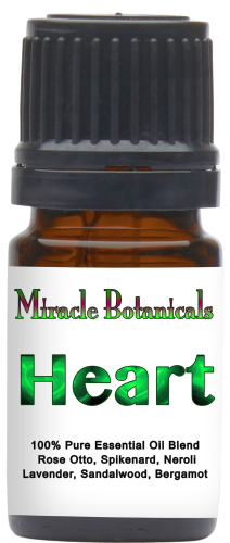 Heart Essential Oil