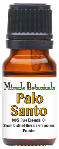 Palo Santo Essential Oil - Wildcrafted