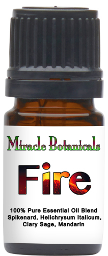 Fire Essential Oil Blend