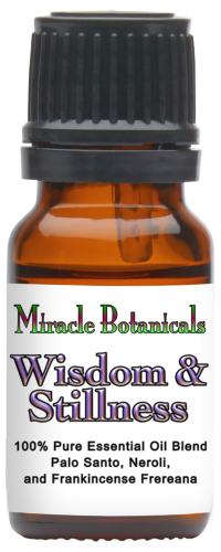 Wisdom and Stillness Essential Oil Blend