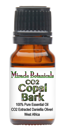 Copal Bark Essential Oil