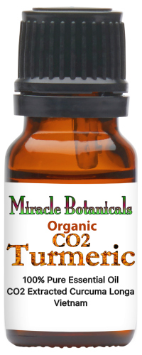 Turmeric Essential Oil - CO2 Extracted