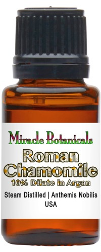 Roman Chamomile Essential Oil Blend