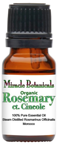 Rosemary Cineole Essential Oil