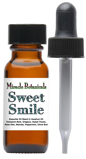 Sweet Smile Essential Oil Blend